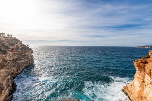 Erste Meereslinie