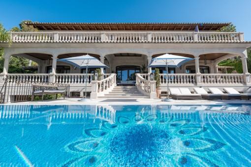 Traumhafte Villa mit Pool in Calvià