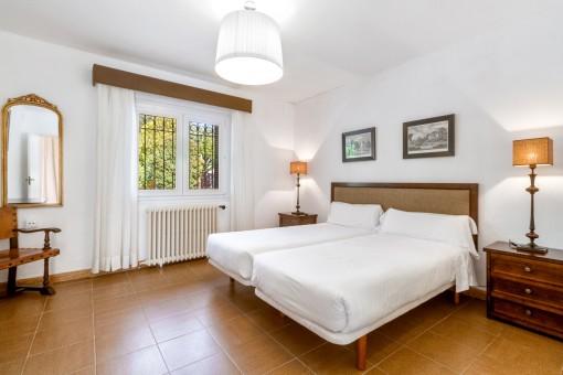 Die Villa verfügt über insgesamt 5 Schlafzimmer