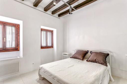 Schönes Doppelschlafzimmer