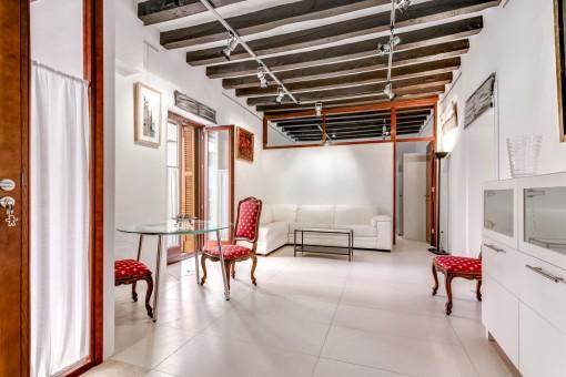 Maisonette-Wohnung mit Charme im Herzen von Palma