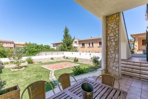 Geräumiges Haus im charmanten Mancor de la Vall mit Grillbereich und Poolmöglichkeit
