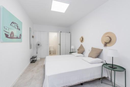 Gästezimmer mit Badezimmer en Suite