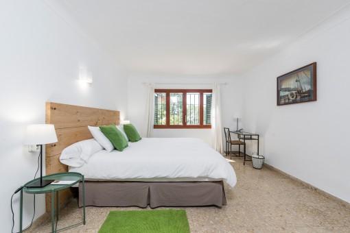 Das Haus bietet 7 Schlafzimmer