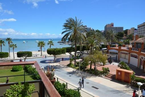 Möbliertes Apartment in Strandnähe und guter Infrastruktur-Anbindung in Palmanova