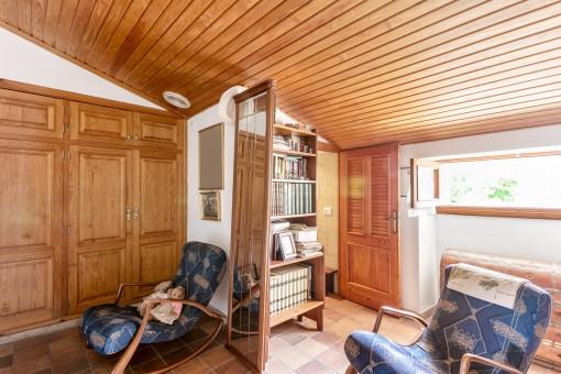 Weiterer Raum im Obergeschoss