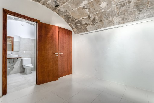Der Raum verfügt über ein Badezimmer en Suite
