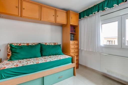 Schlafzimmer im dritten Stock
