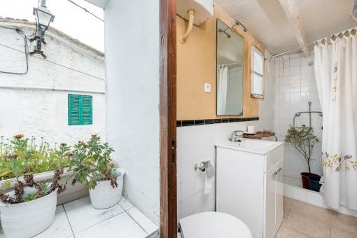 Abstell- oder Waschraum