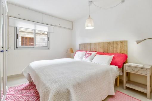 Komfortables Doppelschlafzimmer