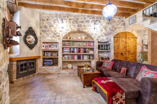 Wunderschönes, renoviertes, mallorquinisches Haus mit viel Charme in Valldemossa