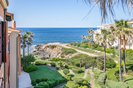 Herrlich schönes Penthouse in erster Meereslinie in Betlem
