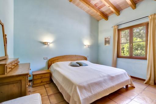 Die Finca verfügt über insgesamt 4 Schlafzimmer