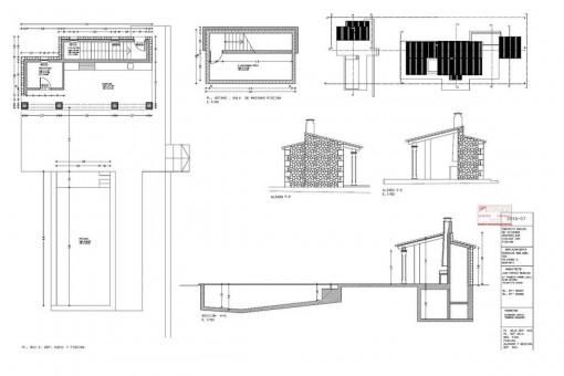 Bauzeichnung 3