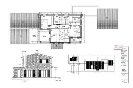 Bauzeichnung 2