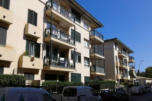 Modern, lichtdurchflutet und zentral: tolles Apartment in Strandnähe in Puerto Pollensa