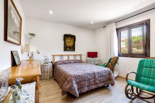 Eines von 3 Schlafzimmer