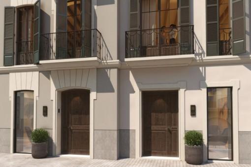 Wunderbar gestaltetes, hochwertiges Haus in der Altstadt von Palma