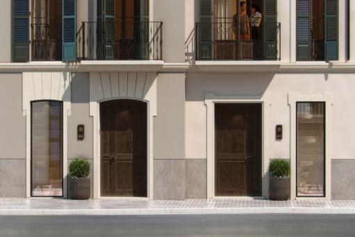Fantastisches Stadthaus in Palma
