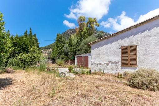 Achtung Bauträger! - Baugrundstück in einer ruhigen Wohngegend in Valldemossa