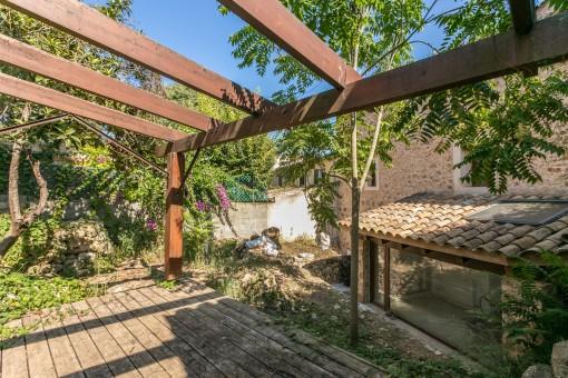 Gemütliches, ökologisches Haus in Ruberts, im schönen rustikalen ...