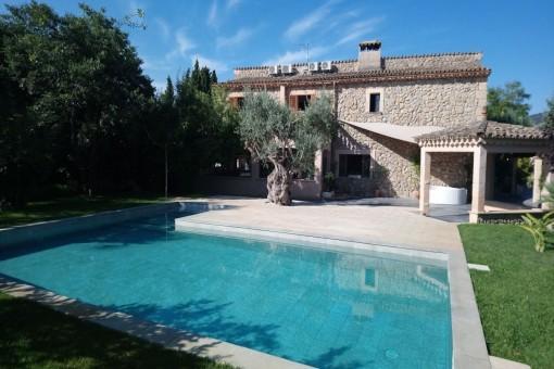 Exklusive Familienvilla in Es Capdella