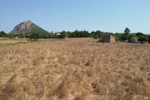 Großes Grundstück nahe Alcudia