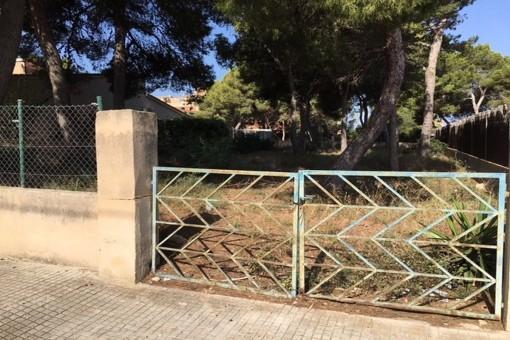 Grundstück in ruhiger Lage in El Toro