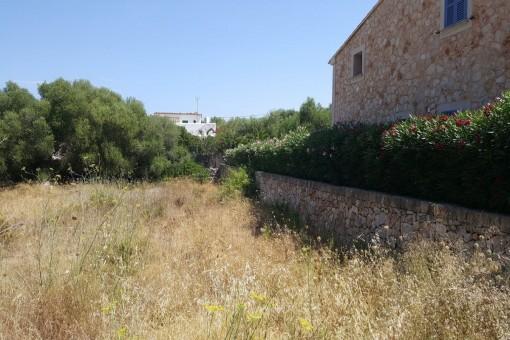 Baugrundstücke mit Lizenz in Cala Llombards