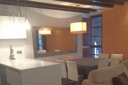 Moderne 2-Schlafzimmer-Wohnung am Plaza Mayor im Herzen Palmas