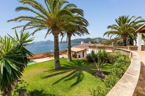 Villa in Cala Ratjada zum Kauf