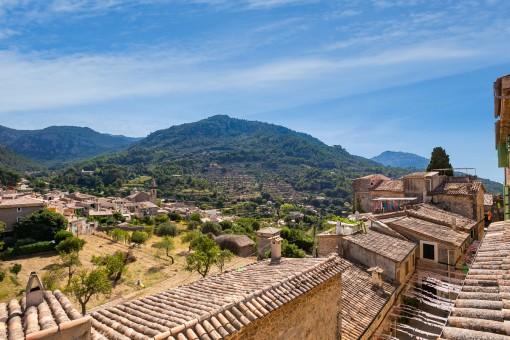 Ein charmantes Dorfhaus mitten im Zentrum von Valldemossa