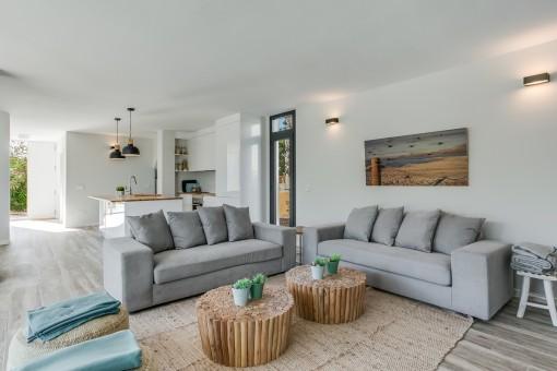 Alternative Ansicht des Wohnbereichs