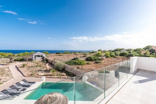Villa in Cala Llombards zum Kauf