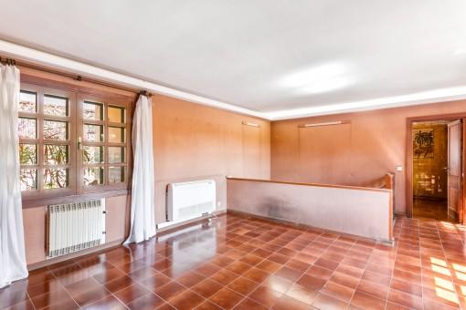 Die Wohnung hat eine Wohnfläche von 285 qm