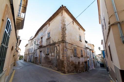 Traditionelles Dorfhaus im Herzen von Artà