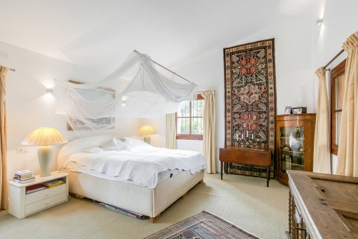 Wunderschönes Doppelschlafzimmer