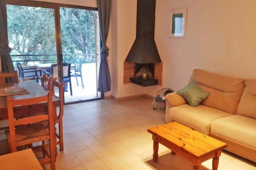 Schöne, ruhig gelegene Wohnung zum Wohlfühlen in Puerto Pollenca