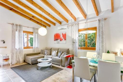 Schönes Einfamilienhaus in ruhiger Lage in Son Serra de Marina