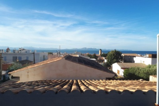 Kleines Reihenhaus in ruhiger Lage in Colonia Sant Pere