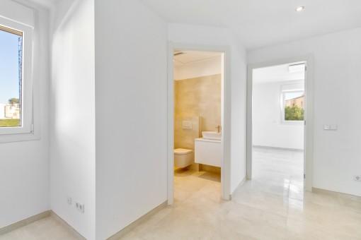 Wundervolles Badezimmern en Suite
