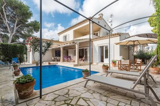 Beeindruckendes Haus in privilegierter Gegend von Porto Cristo