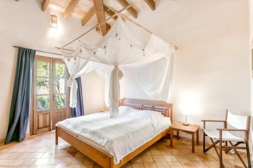 Eines von 3 fantastischen Schlafzimmern