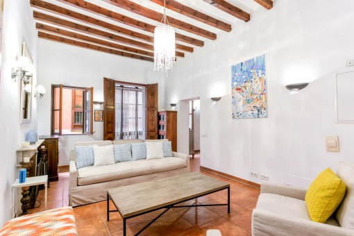 Fantastische großzügige Wohnung in der Nähe der Ramblas in Palma Stadt