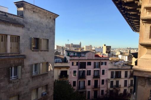 Neu renovierte 6-Zimmer Wohnung mit Terrasse im Herzen von Palma
