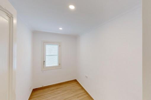 Einzelschlafzimmer im Erdgeschoss