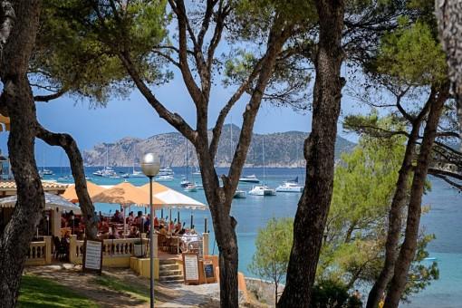 Santa Ponsa Hafenumgebung