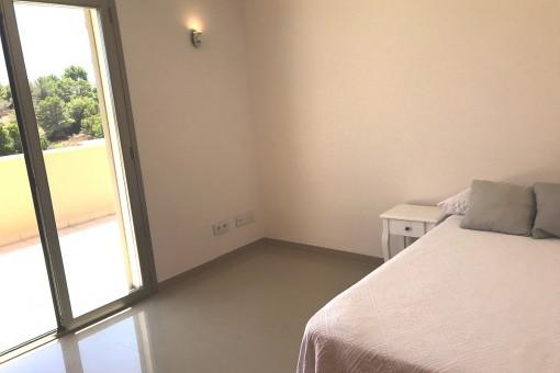 Alle Schlafzimmer mit Zugang zur Terrasse