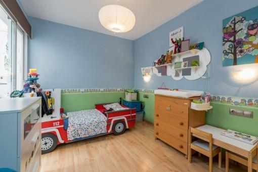Charmantes Kinderschlafzimmer