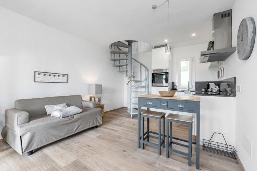 Der Traum einer Duplex-Wohnung in Cala Santanyí - stylisch, kernsaniert und strandnah